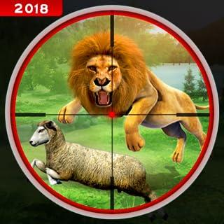 Hunting Animal Sniper Shoot - Safari Lion Hunter