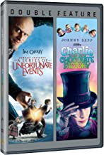 Lemony Snicket's: A Series of Unfortunate Events / Charlie and the Chocolate Factory