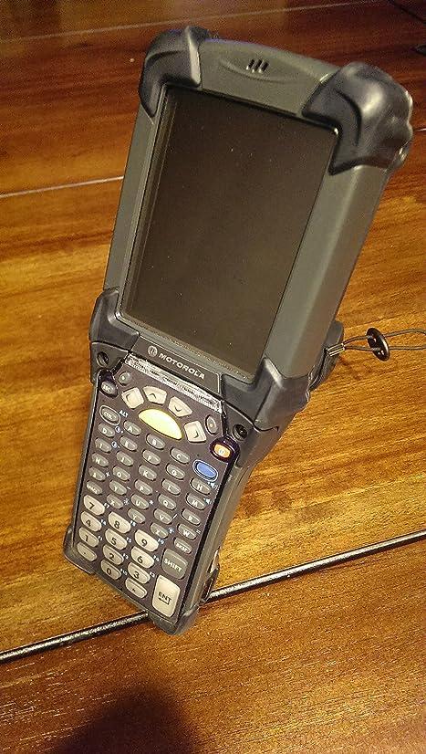 Motorola MC9200 Handheld CPU - Wi-Fi (802.11a/b/g/n) / 1D Standard Laser (SE965) / VGA Color Screen / 512MB RAM/2GB Flash / 53 key / Windows CE 7.0 P/N: MC92N0-GA0SXEYA5WR (Renewed