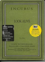 Incubus Look Alive Cd & DVD Set Ultra Limited Best Buy Edition (W/ Bonus Cd w/ 11 Instrumentals & 6 Live Tracks)