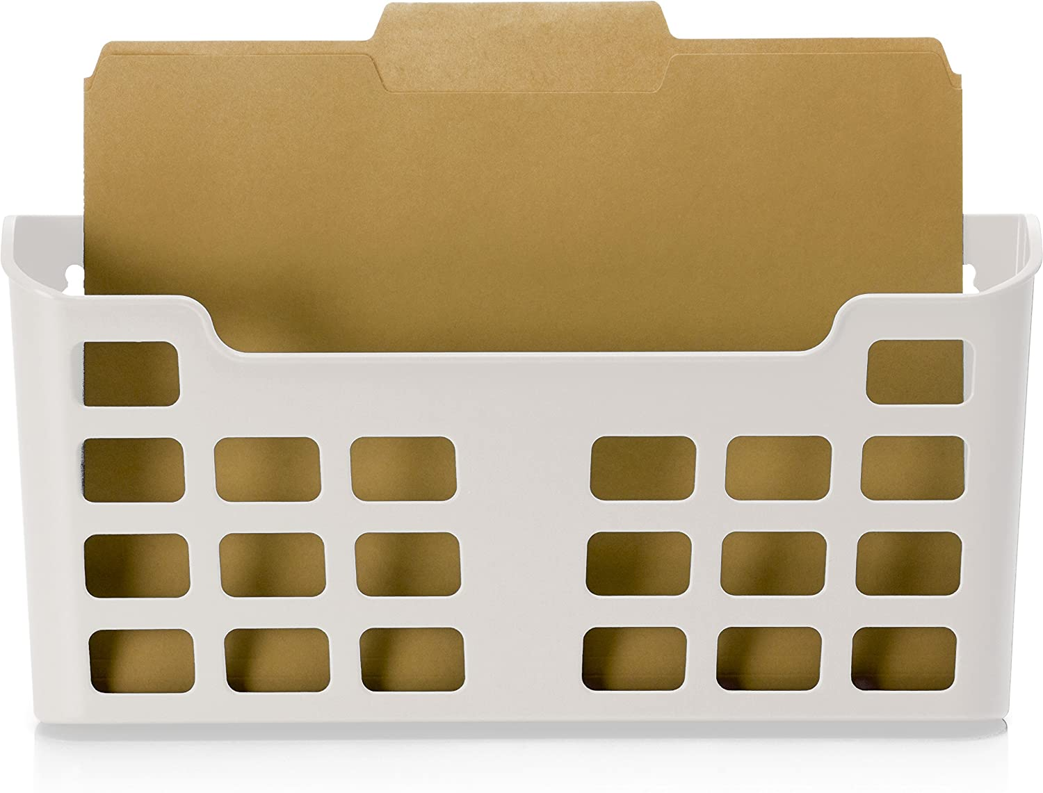 Officemate MagnetPlus Magnetic Letter Size 9 File New arrival White Cheap sale Pocket