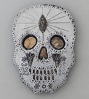 mexican folk art skulls