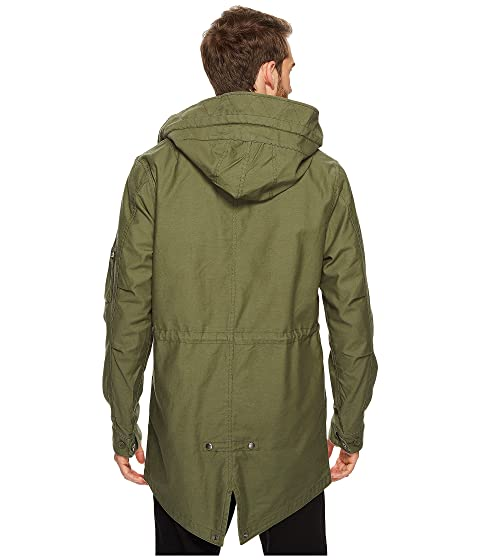 Coat Industries Fishtail Alpha 59 M aUqCw4