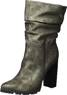 Katy Perry Womens The Raina Almond Toe Mid-Calf Fashion Boots