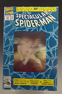 spectacular spider-man 189