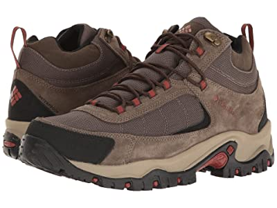Columbia Granite Ridge Mid Waterproof (Mud/Rusty) Men