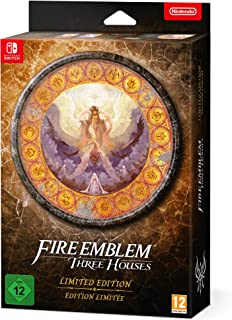 Fire Emblem Three Houses - Limited Edition Nintendo switch 輸入版