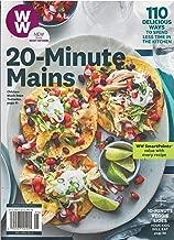 WW Weight Watchers Magazine 20 Minute Mains 2019