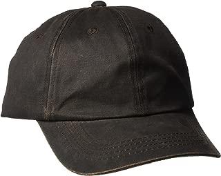 Stetson Men's Distressed Cotton Cap
