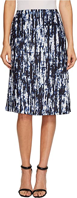Nally & Millie - Static Print Skirt