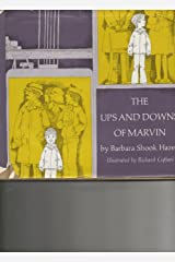 The Ups and Downs of Marvin Hardcover