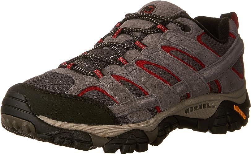 Merrell  MOAB 2 VENT-M, Chaussures de Randonnée Basses homme - gris (gris charbon) - 42 EU