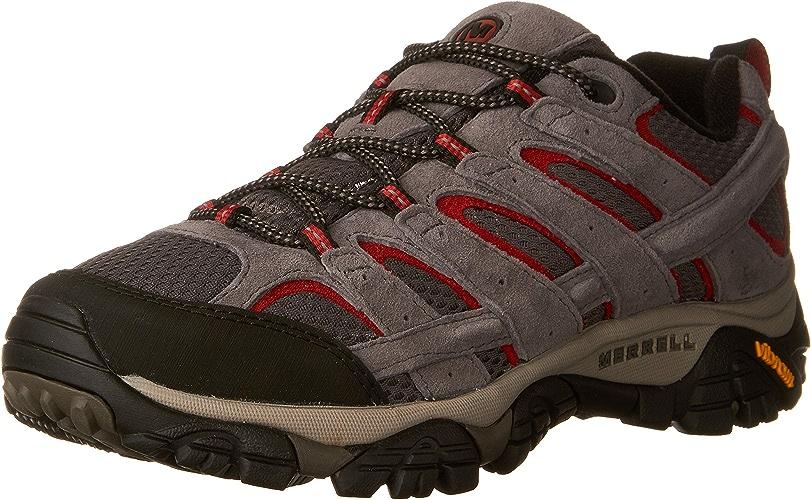 Merrell  MOAB 2 VENT-M, Chaussures de Randonnée Basses homme - gris (gris charbon) - 38 EU