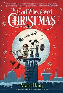 The Girl Who Saved Christmas (Boy Called Christmas Book 2)