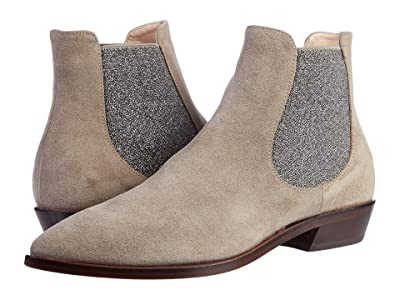 AGL Texan Low Bootie (Taupe) Women