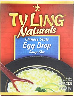 Ty Ling Egg Drop Soup Mix, 3-Ounce Boxes (Pack of 12)