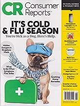 Consumer Reports Magazine January 2018