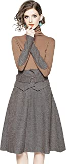 Best two piece dress with pockets Reviews