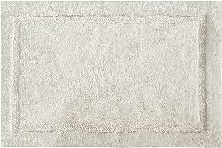 Grund Asheville Series 100% Organic Cotton Bath Rug, 24-Inch by 60-Inch, Ivory
