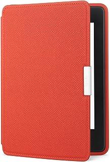 Amazon Kindle Paperwhite用レザーカバー、柿色 【Kindle Paperwhite(第5世代、第6世代、第7世代、マンガモデル)専用】