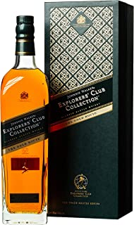 """Johnnie Walker Explorer""""s Club Collection The Gold Route mit Geschenkverpackung Whisky 1 x 1 l"""