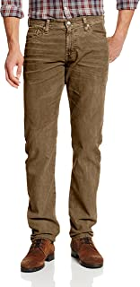 Men's The Graduate Tailored-Leg Corduroy Pant