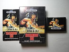 Best rambo sega genesis Reviews