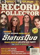 RECORD COLLECTOR MAGAZINE UK - OCTOBER 2019 - STATUS QUO