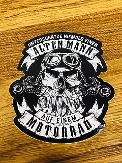 Suchergebnis Auf Für Chopper Bike Aufkleber Merchandiseprodukte Auto Motorrad