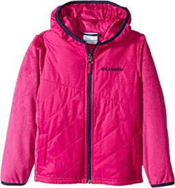 Columbia Kids - Pearl Plush™ II Hybrid Hoodie (Little Kids/Big Kids)