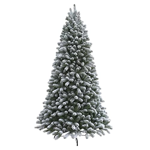 Flocked Trees Amazon Com