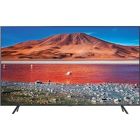 "Samsung TV UE55TU7190UXZT Smart TV 55"" Serie TU7190, Crystal UHD 4K, Wi-Fi, 2020,Argento, compatibile con Alexa"