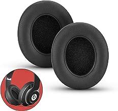 BRAINWAVZ Earpads for Beats Studio 2.0, Studio 3 Wired & Wireless, B0500, B0501 Headphones, Replacement Memory Foam Ear Pad, Black