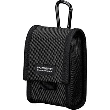 HAKUBA  デジタルカメラケース ピクスギア タフ03 M ブラック SPG-TG03CCMBK 0.25L