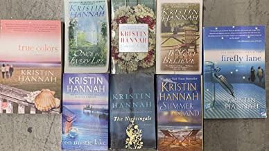 Kristin Hannah Fiction Collection 8 Book Set