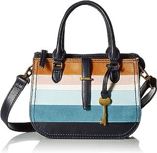 Fossil Ryder Small Satchel Purse Handbag