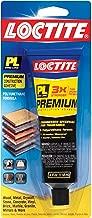Loctite PL Premium Polyurethane Construction Adhesive, 4 Ounce Squeeze Tube, 6-Pack (1451588-6)