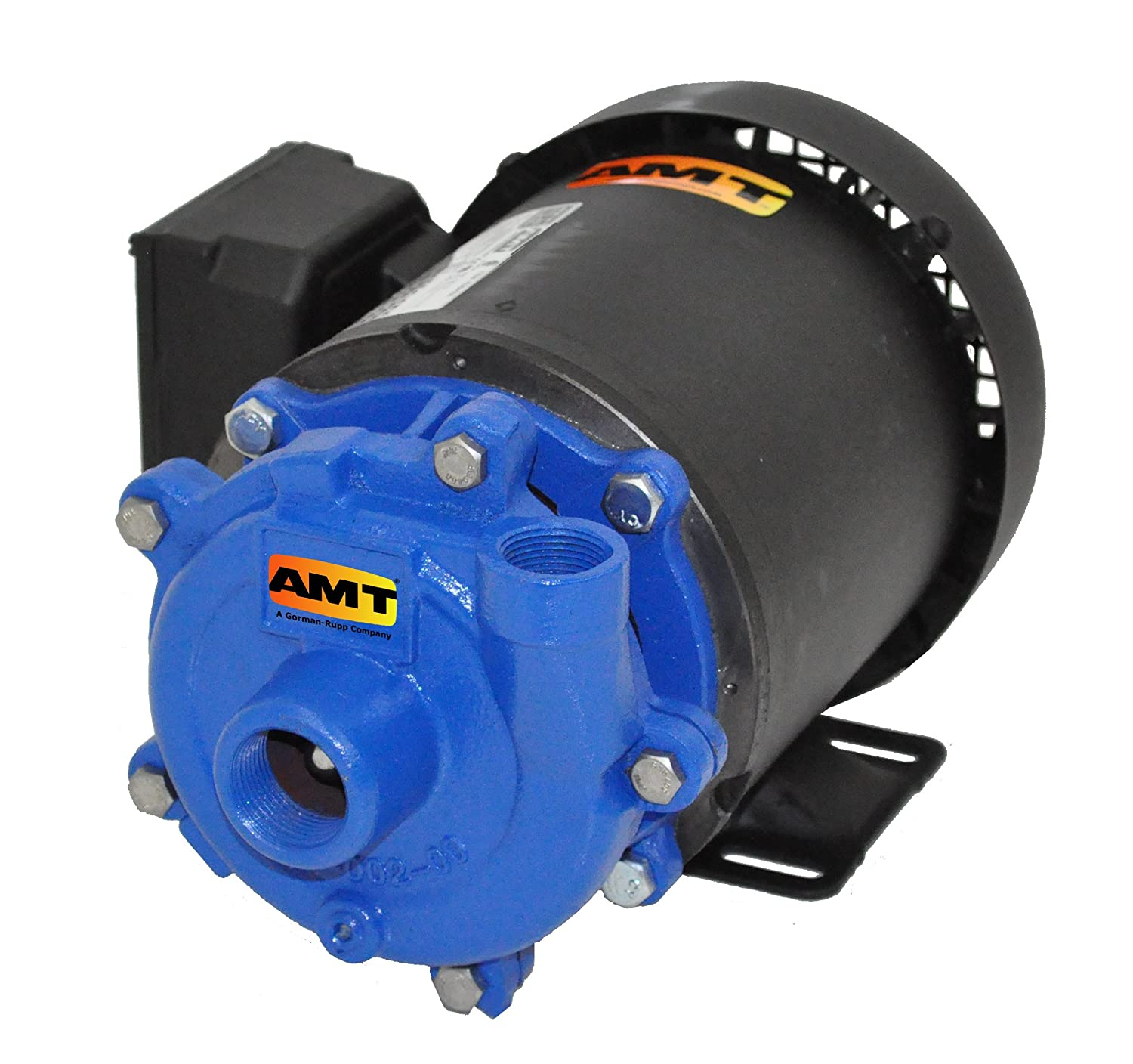 Indianapolis Mall AMT Pump 369B-95 Straight Centrifugal 1-1 HP 2 OFFicial store Cast Iron