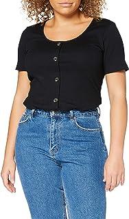 Vero Moda Vmhelsinki SS Top Ga Noos Camiseta para Mujer