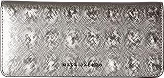 [マークジェイコブス] Marc Jacobs レディース Saffiano Tricolor Metallic Open Face Wallet ウォレット [並行輸入品]