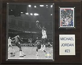 NCAA Basketball Michael Jordan North Carolina Tar Heels Player Plaque