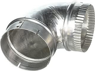 Lambro Industries, Dryer Vent Close Elbow, 4 inch. Item #2315