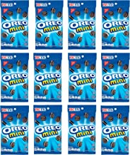 OREO Mini Chocolate Sandwich Cookies, Original Flavor, 12 Big Bags