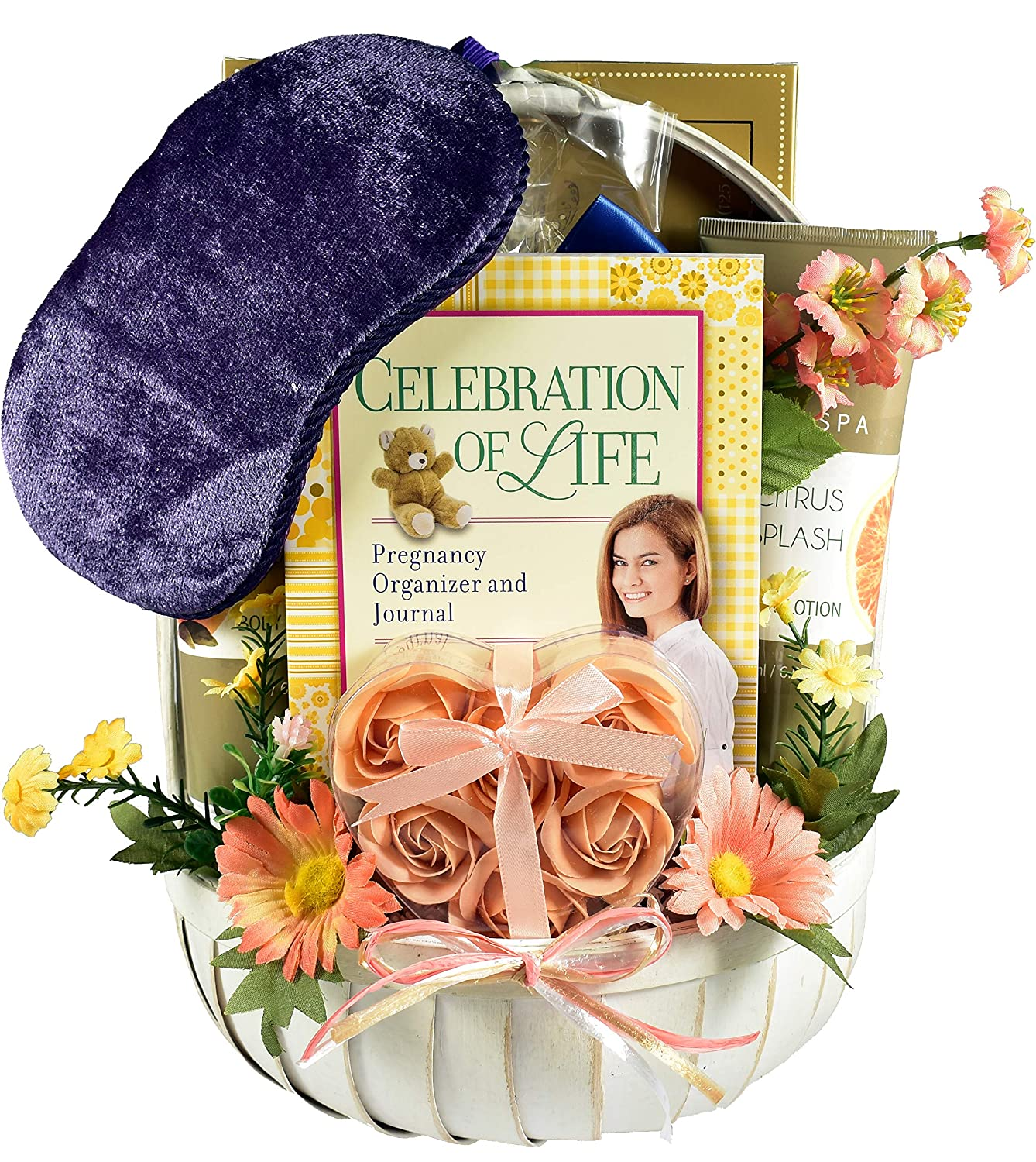 Great Expectations - Pregnancy Gift with Mom-To-Be Portland Mall Basket Limited time for free shipping Pr For