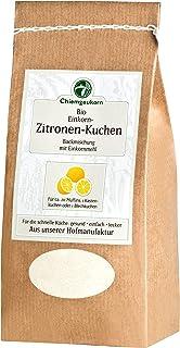 Chiemgaukorn Bio Chiemgauer Einkorn-Zitronenkuchen, Backmischung 450 g