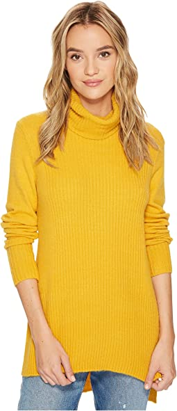 kensie - Warm Touch Turtleneck Sweater KS0K5665