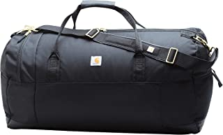 "Carhartt Legacy 30"" Gear Bag, Black, Inch"