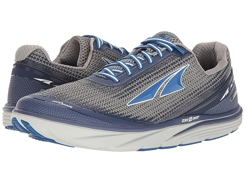 Altra Footwear Torin 3 (Gray/Blue) Men