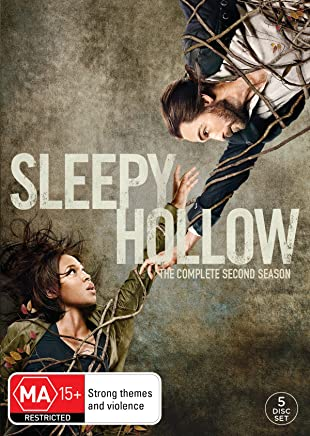 SLEEPY HOLLOW: SEAS 2 (5 DISC)