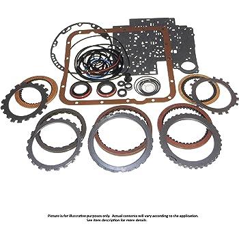 Transmaxx Transmission Rebuild Master Kit With Steels B6VA BAXA